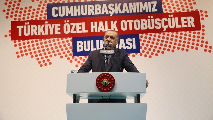 Cumhurbaşkanı Erdoğan: Uber işi bitti