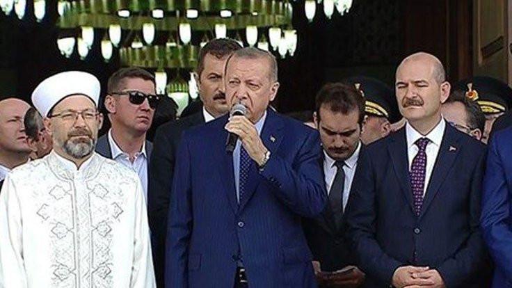Erdoğan: Komandolarımızı artırmalıyız