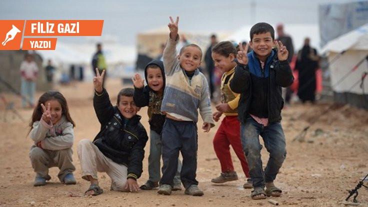 Mülteci kampları niçin şehrin uzaklarına kurulur?