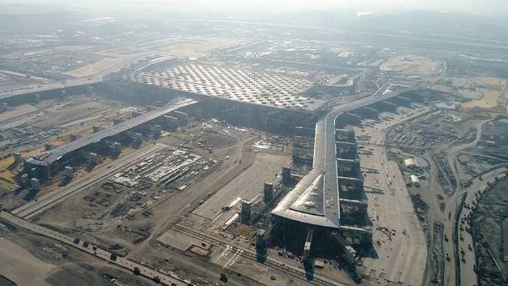 'Üçüncü havalimanına Erdoğan'ın ismi verilebilir'