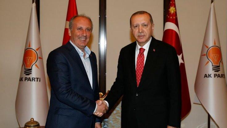 İnce'den Erdoğan'a dava!