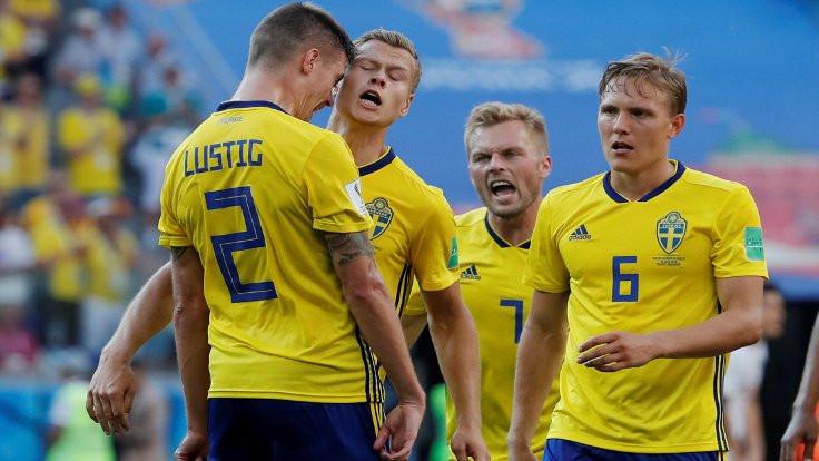 İsveç VAR'la kazandı