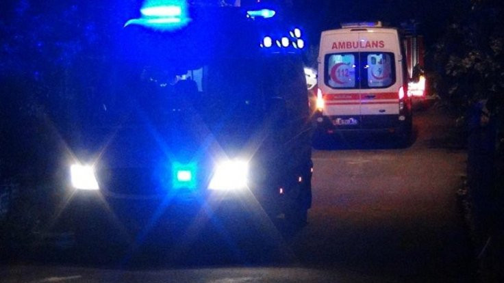 Karaman'da yolcu otobüsü devrildi
