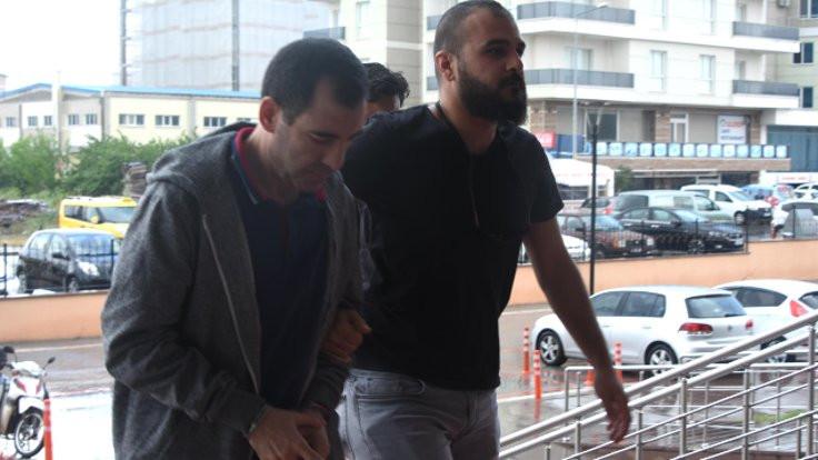 'Askeri casusluk' hakimi sınırda gözaltına alındı
