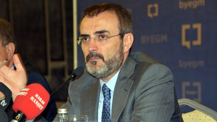 AK Parti Sözcüsü Ünal: Daha 20 sene buradayız