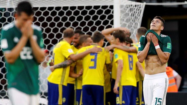 İsveç 3 golle turladı