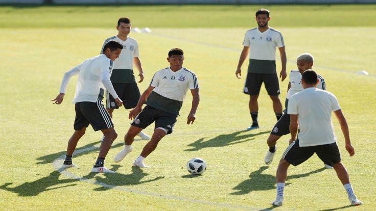 Dünya Kupası'nda günün programı: 'Meksika dalgası' mı geliyor?
