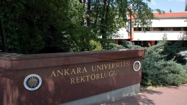 Ankara Üniversitesi'nde soruşturma tartışması