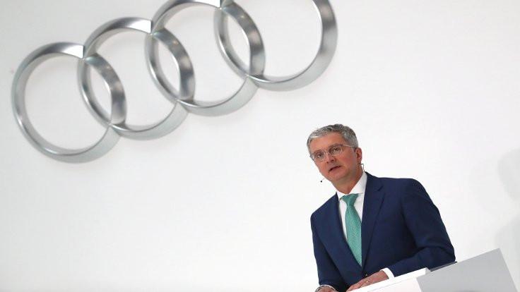 Audi CEO'su Stadler tutuklandı