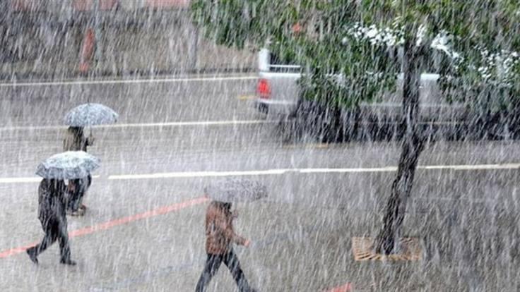 Valilikten İstanbul için sağanak uyarısı