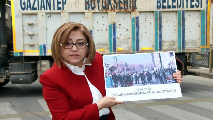Fatma Şahin: Akşener'denözür bekliyorum