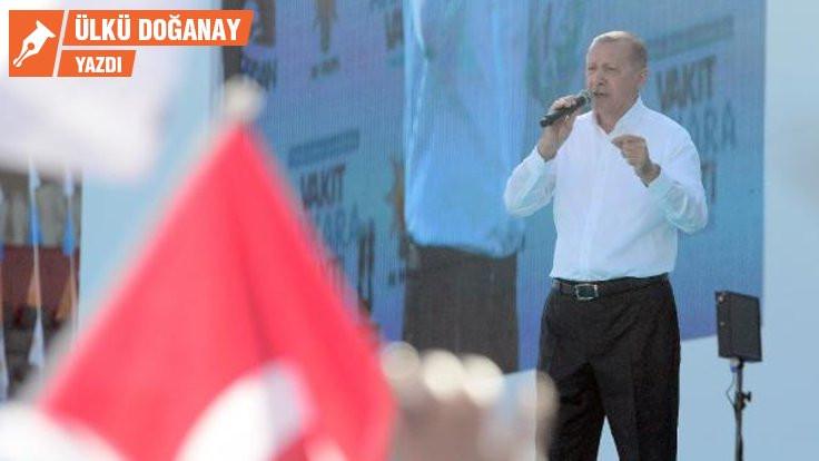 AKP'nin itirafnamesi, pardon seçim kampanyası