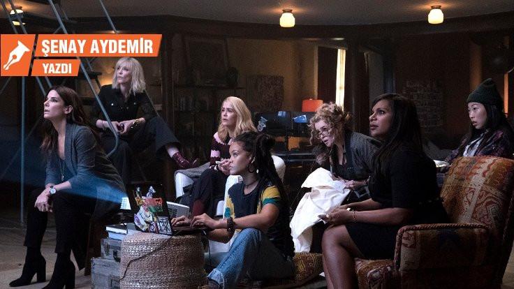 Ocean's 8: Sahne kadınların!