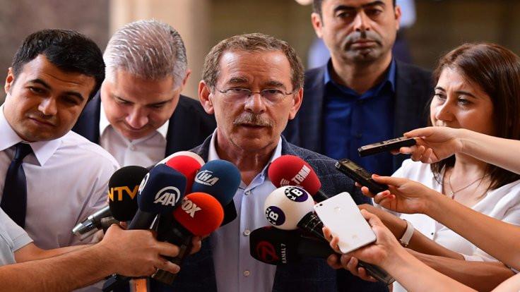 'Meclis direnişin merkezi olacak'