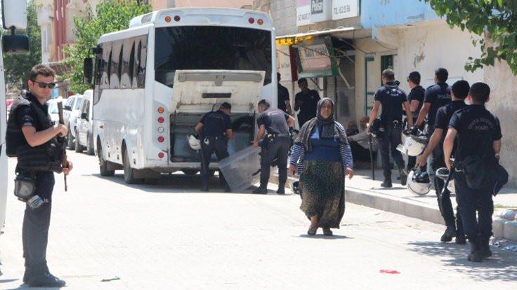 Suruç'ta 4 kişi gözaltına alındı