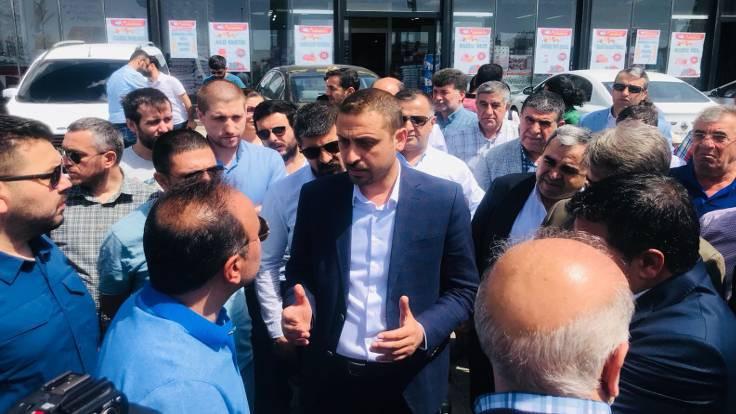 Diyarbakır Barosu'ndan Suruç için itidal çağrısı