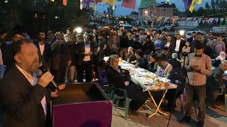 Cumhurbaşkanı adaylarına Suruç çağrısı