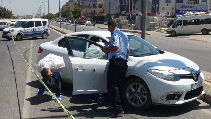 Urfa'da kırmızı ışıkta infaz