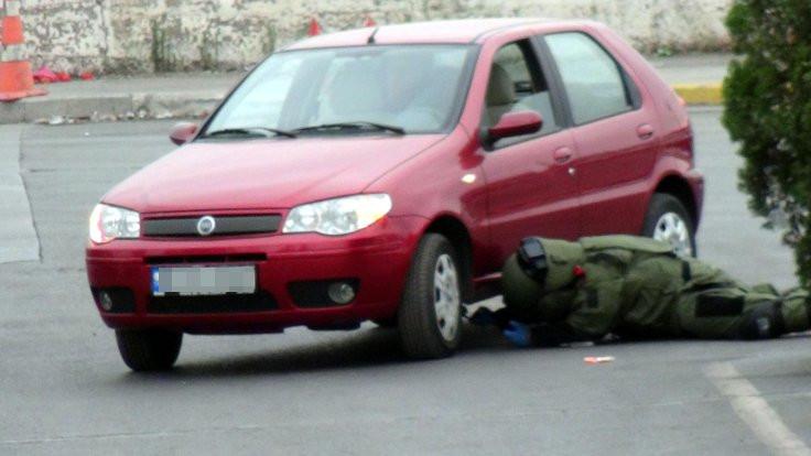 Eşinin aracına bomba düzeneğikoyan kocaya hapis