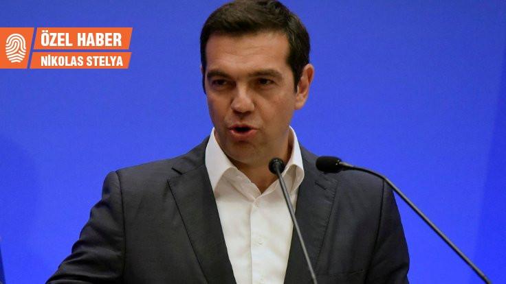 Yunan muhalefetinden Çipras'a istifa çağrısı