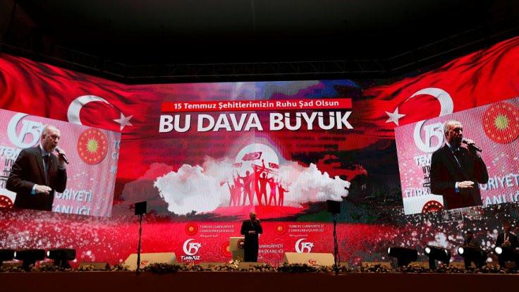 Erdoğan: Ahtapotun kollarını kestik