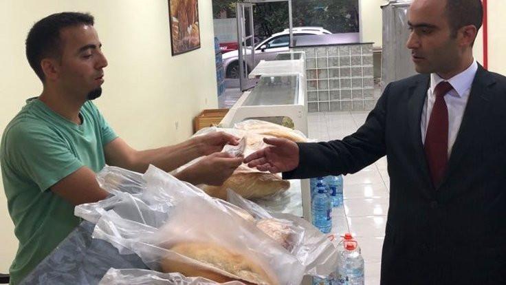 MHP'den askıda ekmek 'seferberliği'
