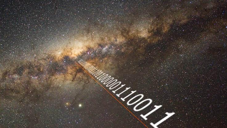 Evrendeki tek gelişmiş tür biz olabiliriz