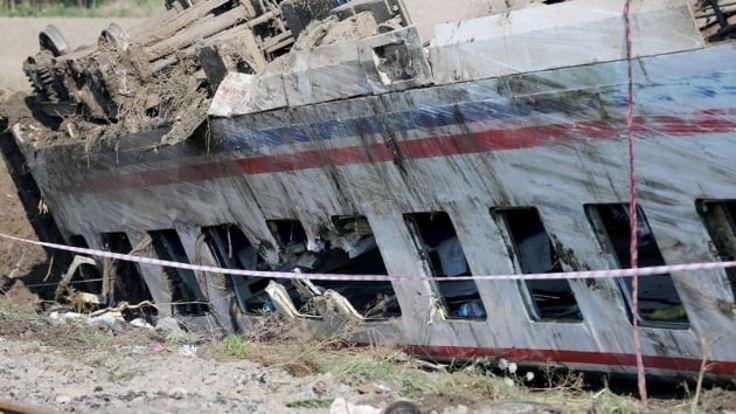 1945'ten 2018'e: Türkiye'de gerçekleşen ölümlü tren kazaları