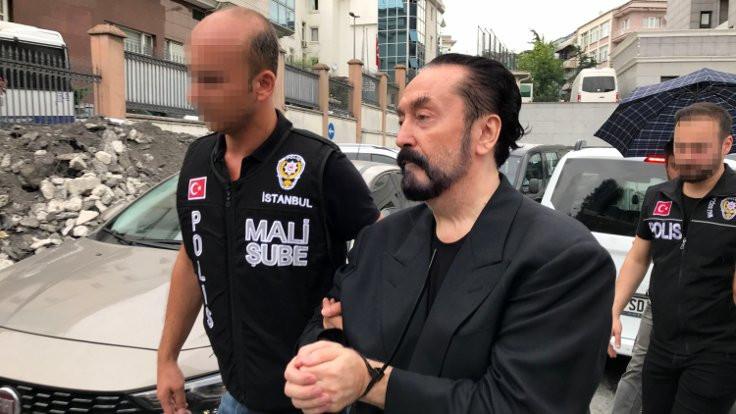 Adnan Oktar'a cezaevinde ilk ziyaret