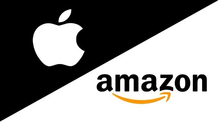 Amazon, Apple'ın peşinde!