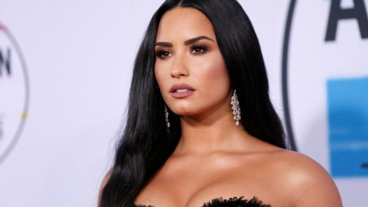 Lovato hastaneye kaldırıldı