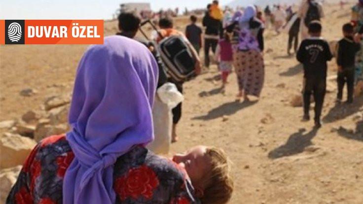 3 bin 500 Ezidi kadın kayıp