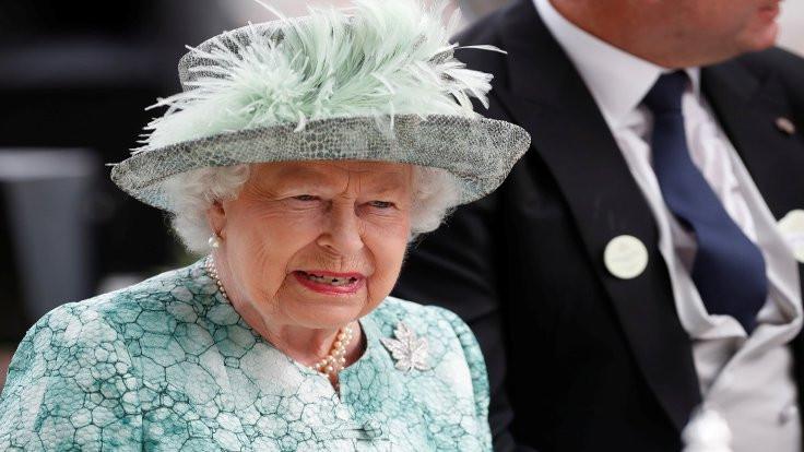 Kraliçe Elizabeth'e cenaze provası!