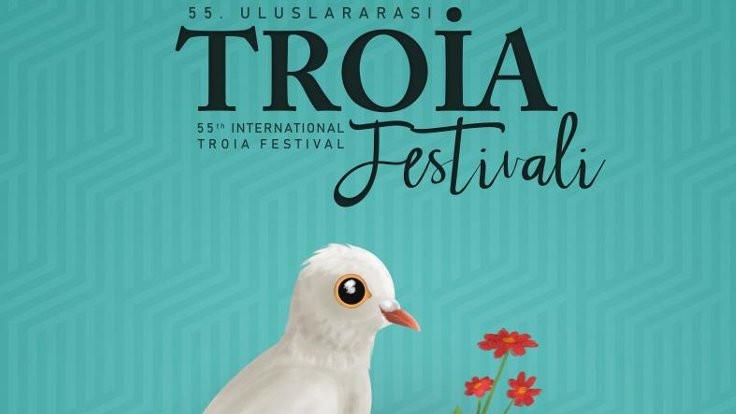 Çanakkale'de Troia festivali!