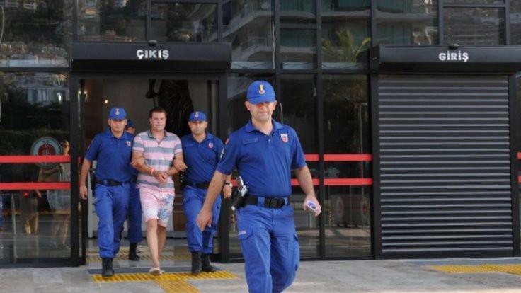 Antalya'da Dünya Kupası cinayeti