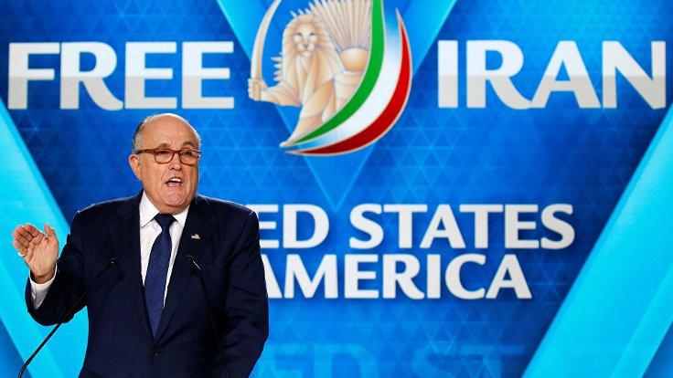 ABD'den İran'da rejim değişikliği çağrısı