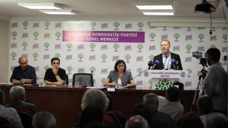 HDP MYK'ya 8 yeni isim