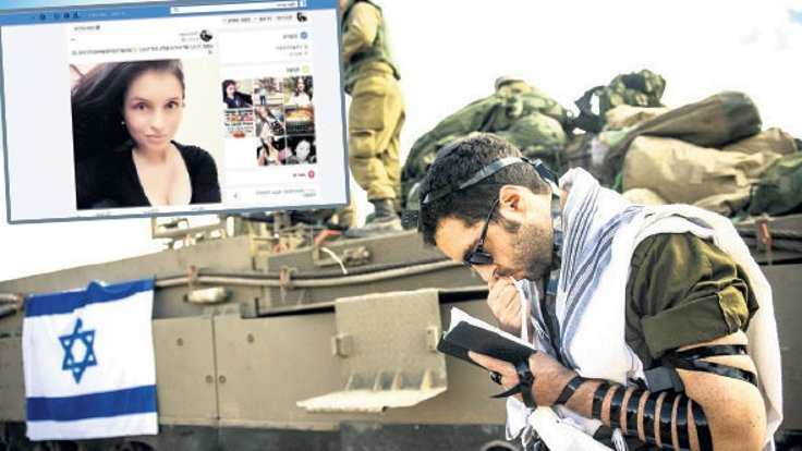 İsrail ordusu 'seksi profil' açıklaması yaptı
