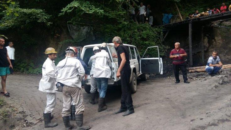 Maden ocağında göçük: 2 işçi öldü