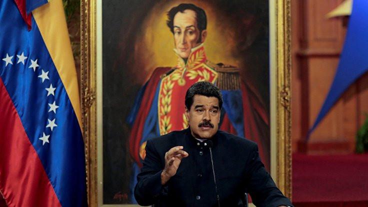 Maduro'dan orduya 'Tetikte olun' talimatı