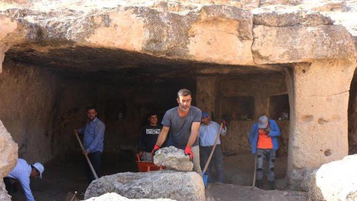 Hasankeyf'te mağaralar otel oluyor