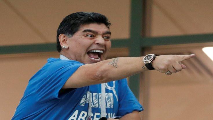 FIFA'dan Maradona'ya yanıt: Yakışıksız!