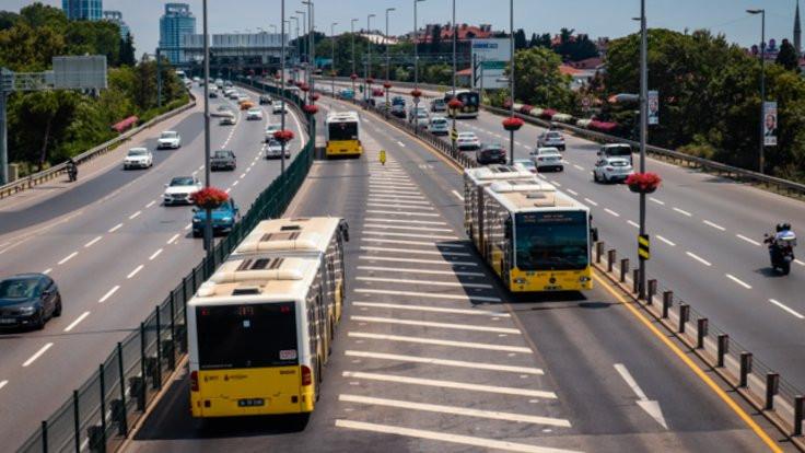 İBB araçları 1 Haziran'da tam kapasite çalışacak