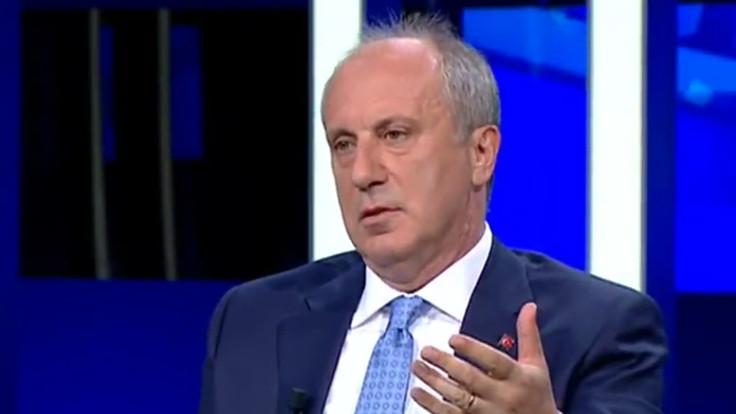 İnce'den Özkan iddiası: Alkollü yalanını uydurdu
