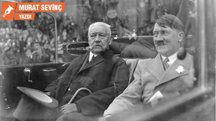 Hindenburg'un ve Mustafa Kemal'in yetkileri...