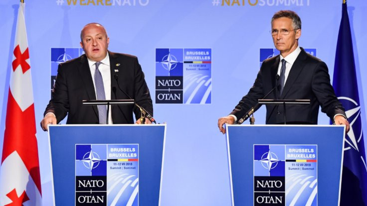 NATO'dan Rusya'ya karşı yeni ortak!