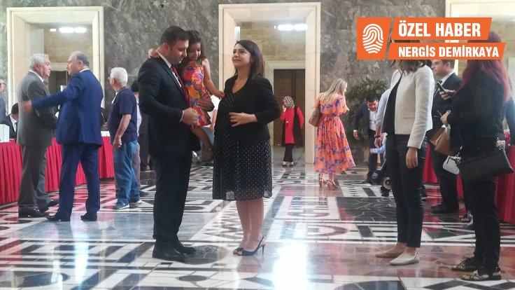 CHP'li Gamze Taşcıer: Meclis'te kaçak yolcu!