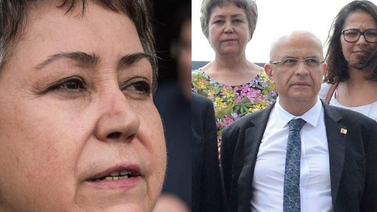 Oya Berberoğlu'ndan AYM'de eylem kararı
