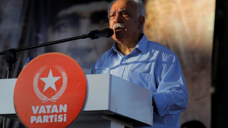 Perinçek'ten Erdoğan'a mesaj