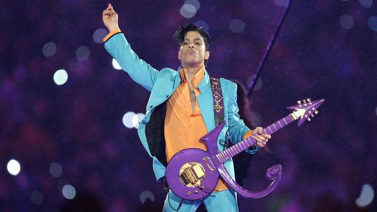 Prince'in eşyaları satışta!